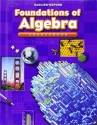 Foundations of Algebra: Sourcebook, Course 2