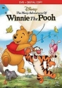The Many Adventures of Winnie the Pooh - DVD + Digital Copy