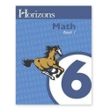 Horizons Mathematics 6 BOOK 1 (Lifepac)