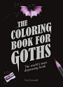 The Coloring Book for Goths: The World's Most Depressing Book