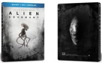 Alien Covenant Limited Edition Steelbook