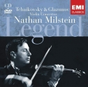 Legend: Nathan Milstein - Violin Concertos