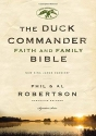 NKJV, Duck Commander Faith and Family Bible, Hardcover (Signature)