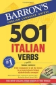 501 Italian Verbs: with CD-ROM (501 Verbs Series) (Italian and English Edition)
