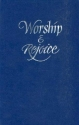 Worship & Rejoice Hymnal: Blue