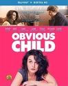 Obvious Child [Blu-ray + Digital HD]