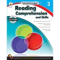 Reading Comprehension and Skills, Grade 3 (Kelley Wingate)