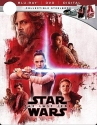 Star Wars: The Last Jedi Limited Edition SteelBook  CollectiblePackaging