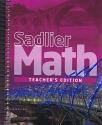 Sadlier Math Teacher's Edition Grade 6