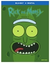 Rick and Morty: Season 3  [Blu-ray]