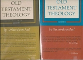 Old Testament Theology, Volume 1 and Volume 2