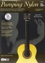 Pumping Nylon -- Intermediate to Advanced Repertoire: Supplemental Repertoire for the Best-Selling Classical Guitarist's Technique Handbook, Book & CD (Pumping Nylon Series)