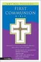GNT, First Communion Bible: New Testament, Leathersoft, White: GNT New Testament