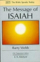 The Message of Isaiah: On Eagles' Wings (The Bible Speaks Today)