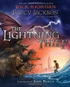 Percy Jackson and the Olympians The Lightning Thief Illustrated Edition (Percy Jackson & the Olympians)