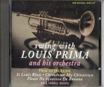 Swing with Louis Prima and His Orchestra