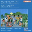Still: Symphony No. 1; Ellington: Suite from