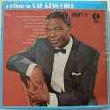 A Tribute to Nat King Cole Part 1