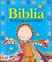 Biblia historias para niños (Spanish Edition)