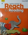 Reach for Reading 1: Practice Book, Volume 2