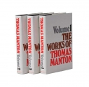 Works of Thomas Manton (3 Volume Set)