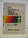 1,2, and 3 John (New International Biblical Commentary, Volume 17)