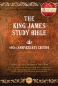 The King James Study Bible: King James Version, Brown Genuine Leather