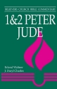 1 - 2 Peter, Jude (Believers Church Bible Commentary)