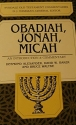 Obadiah, Jonah, Micah (Tyndale Old Testament Commentaries)