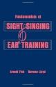 Fundamentals of Sight Singing and Ear Training