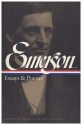 Ralph Waldo Emerson : Essays & Poems (Library of America College Editions)