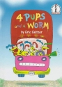 Four Pups and a Worm (Beginner Books)