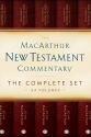 The MacArthur New Testament Commentary Set of 34 volumes (MacArthur New Testament Commentary Series)