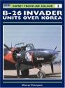 B-26 Invader Units over Korea (Osprey Frontline Colour 4)