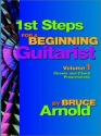 1st Steps for a Beginning Guitarist, Chords and Chord Progressions