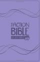 The Action Bible Study Bible ESV (Lavender)