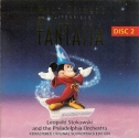 Walt Disney's Fantasia Disc 1 & 2 - Remastered Original Soundtrack Edition