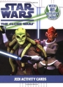 Jedi Activity Cards (Star Wars: The Clone Wars)