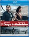 7 Days in Entebbe [Blu-ray]