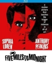 Five Miles to Midnight  [Blu-ray]