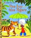 The Boy and the Tigers (Little Golden Book)
