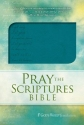 GW Pray the Scriptures Bible Teal, Lord's Prayer Design Duravella