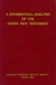 A Grammatical Analysis of the Greek New...
