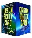 The Ender Quartet Boxed Set: Ender's Game, Speaker for the Dead, Xenocide, Children of the Mind (The Ender Quintet)