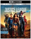 Justice League  (4K UHD) [Blu-ray]