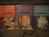 Guy Gavriel Kay - The Fionavar Tapestry Set (Hardcover Book Club Editions)
