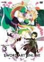 Sword Art Online DVD Volume 3 Fairy Dance Part 1