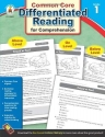 Differentiated Reading for Comprehension, Grade 1