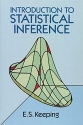 Introduction to Statistical Inference (Dover Books on Mathematics)
