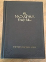 NKJV MacArthur Study Bible 20th Anniversary Edition